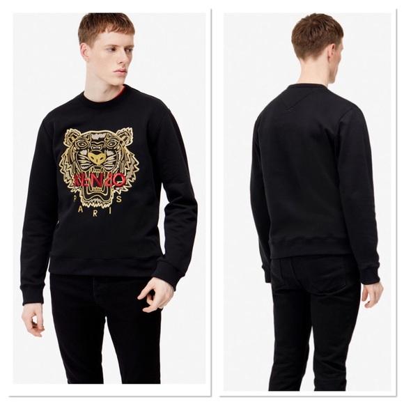 c6fc12f9 Kenzo Shirts | Tiger Sweatshirt Exclusive Capsule | Poshmark